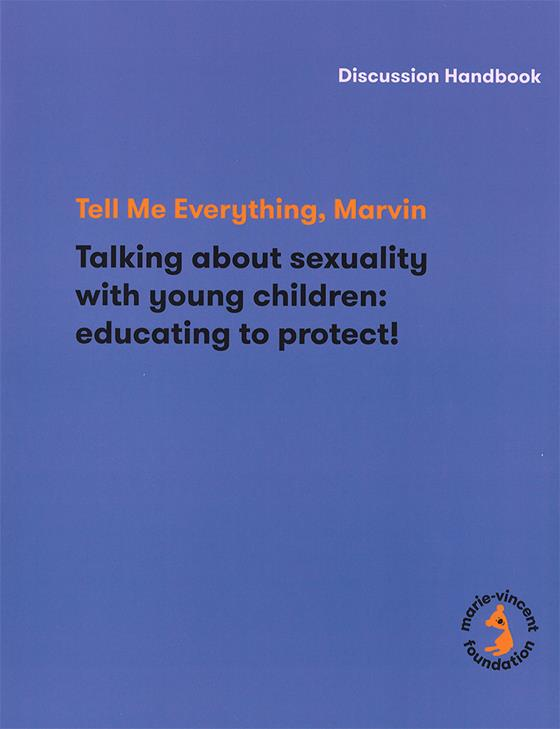 Discussion Handbook - Tell Me Everything, Marvin…